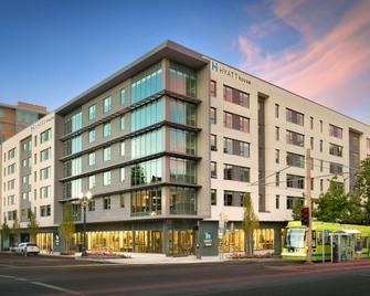 Hyatt House Portland/Downtown - Портланд - Building
