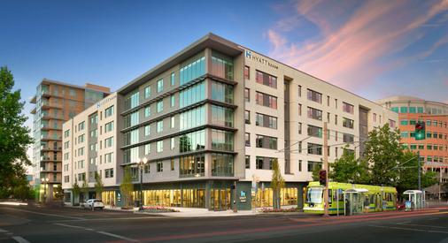 波特蘭/市中心Hyatt house酒店 - 波特蘭 - 建築