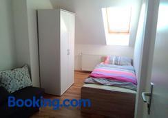 Hostel Falkenstein - Falkenstein (Saxony-Anhalt) - Bedroom