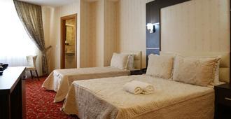 Grand Temel Hotel - איסטנבול - חדר שינה