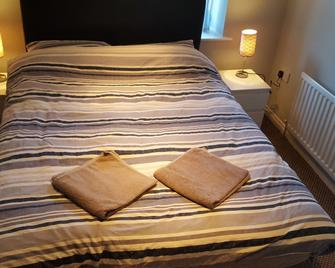 Black hall Mews Apartment - Newtownards - Bedroom