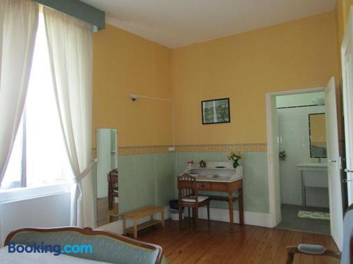 Clos Muneau - Aiguillon - Bedroom