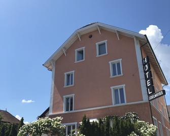 Hotel Edelweiss - Neuhausen am Rheinfall - Budova