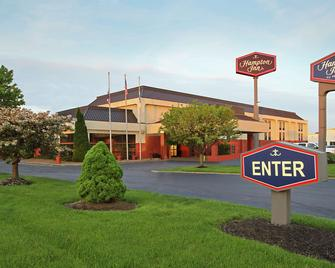 Hampton Inn Ashtabula - Austinburg - Building
