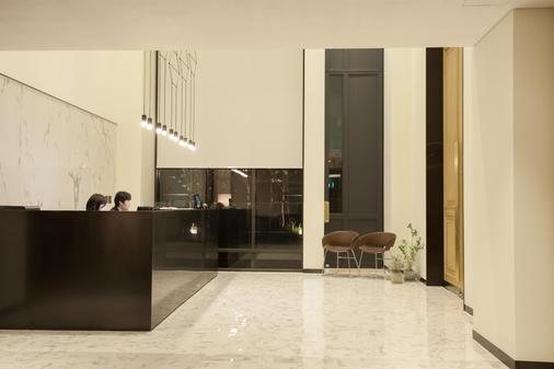 Gaden hotel - Suwon - Rezeption