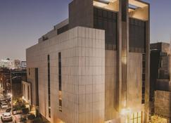 Gaden hotel - Σούουον - Κτίριο