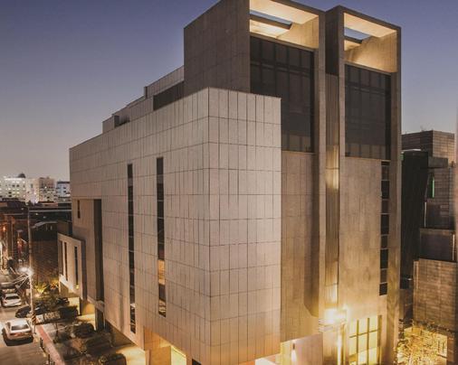 Gaden hotel - Suwon - Gebäude