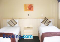 Blenheim Spa Motor Lodge - Blenheim - Bedroom