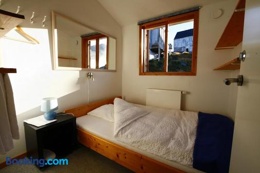 The Red House - Tasiilaq - Bedroom