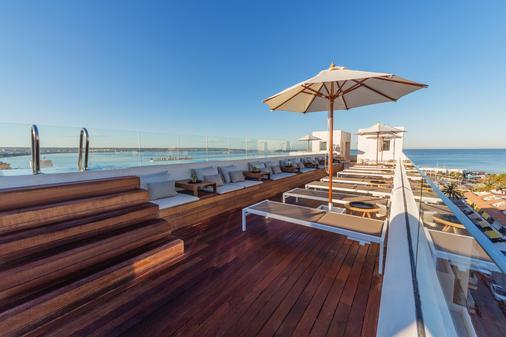 HM Alma Beach - Palma de Mallorca - Balcony