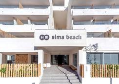 HM Alma Beach - Palma de Mallorca - Gebäude