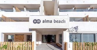 HM Alma Beach - Palma de Mallorca - Gebouw