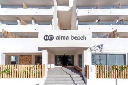 HM Alma Beach - Palma de Mallorca - Building