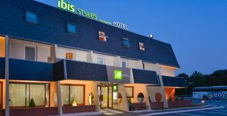 Ibis Styles Parc Des Expositions de Villepinte - Roissy-en-France - Building