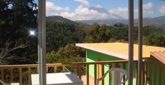 Casa Chapina Francesa - Antigua - Ban công