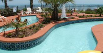 Sandcastle Oceanfront Resort at the Pavilion - Myrtle Beach - Uima-allas