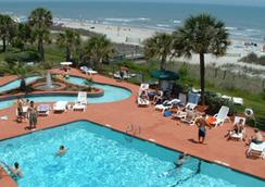 Sandcastle Oceanfront Resort At The Pavilion - Myrtle Beach - Πισίνα