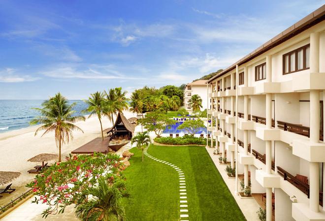 Hyatt Regency Kuantan Resort - Kuantan - Rakennus