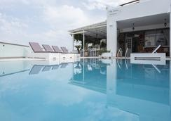 Villa Galinia - Akrotiri - Pool