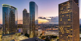 Hyatt Regency Houston - Houston - Utsikt