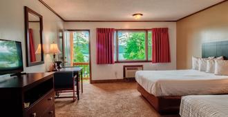 Lake 'N Pines Motel - Cooperstown - Κρεβατοκάμαρα