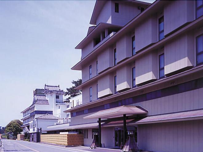 Senshunraku - Yamaguchi - Rakennus