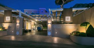 Villa Marina Capri Hotel and Spa - Capri - Building