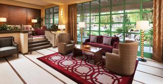 Sheraton San Jose Hotel - Milpitas - Lounge