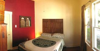 Casbah Near The River Walk And Pearl Brewery - Hop N' A Skip To Downtown - San Antonio - Bedroom