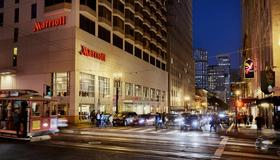 舊金山聯合廣場萬豪酒店 - 舊金山 - 建築