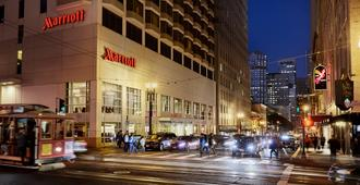 San Francisco Marriott Union Square - San Francisco - Bygning