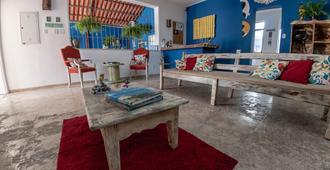 Hostel Barra - סלבדור - סלון