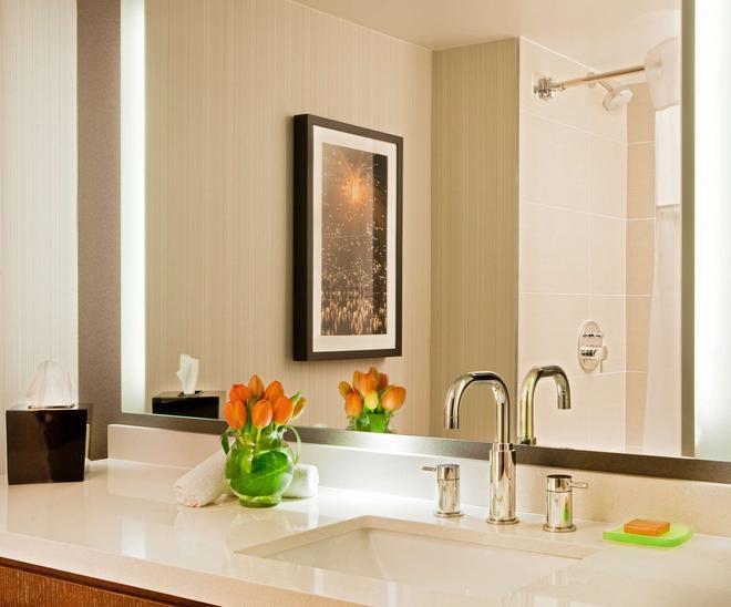 普林斯頓君悅酒店 - 普林斯頓 - 普林斯頓 - 浴室