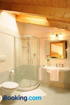 Albergo Garnì La Soldanella - Madonna di Campiglio - Bathroom