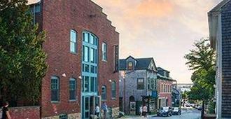 Mill Street Inn - Newport - Edificio