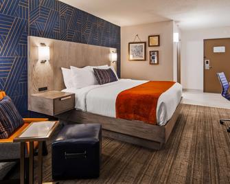 Best Western Plus Landmark Inn - Laconia - Спальня