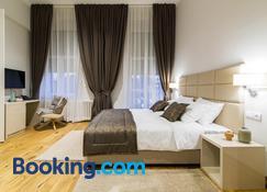 Lanterna Rooms City Center - Novi Sad - Bedroom