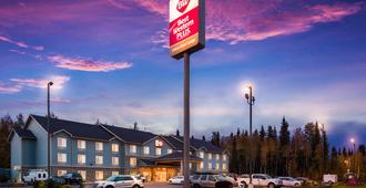 Best Western Plus Chena River Lodge - Fairbanks