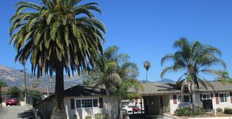 Town and Country Inn - Santa Barbara - Μπάνιο