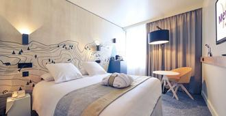Mercure Grenoble Centre Alpotel - Grenoble - Makuuhuone