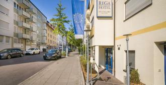 Novum Hotel Rega Stuttgart - Stuttgart - Outdoor view