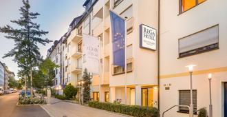 Novum Rega Hotel Stuttgart - Stuttgart - Bâtiment