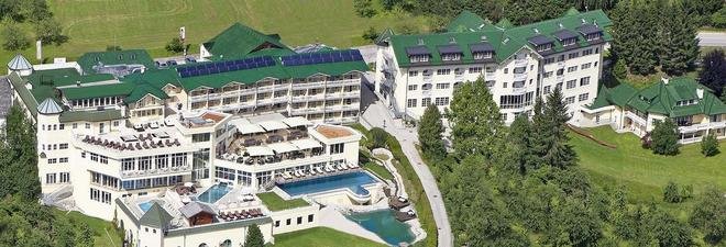Wellness-Golf-Ski-Familien-Hotel Dilly - Windischgarsten - Edificio
