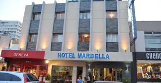 Hotel Marbella - Punta del Este - Edificio