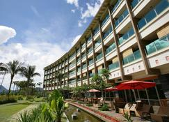 Luminous Hot Spring Resort & Spa - Luye - Bâtiment