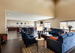 Comfort Suites University - Lincoln - Lounge