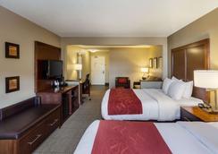 Comfort Suites University - Lincoln - Bedroom