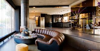 Hotel V Frederiksplein - Ámsterdam - Recepción