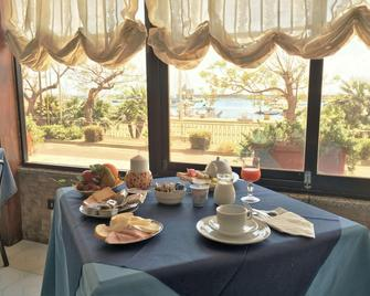 Hotel Don Pedro - Portoscuso - Ресторан