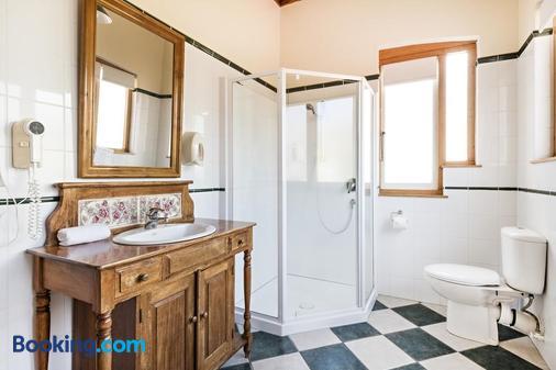 Halswell Lodge - Wellington - Phòng tắm